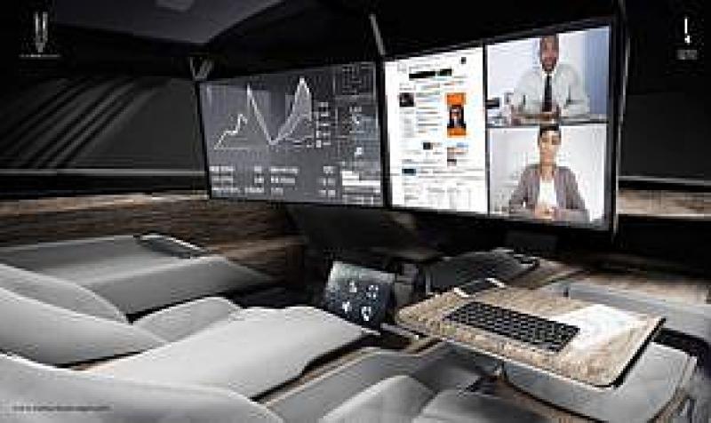 Projektowany system audio-video - wizualizacja