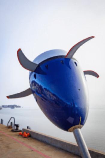 turbina wykorzystująca energię pływów morskich