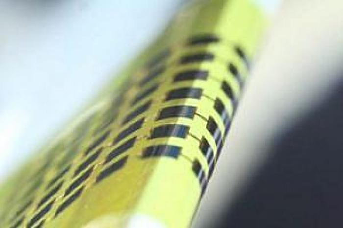 ultra-cienkie ogniwo PV