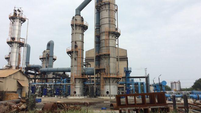 Bezemisyjny zakład przemysłowy w Tuticorin