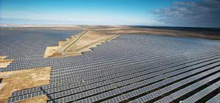 Park Solarny na Krymie