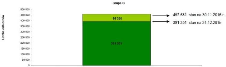 Grupa G odbiorcy energii elektrycznej