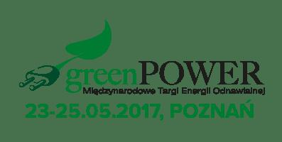 GreenPower 23-25.05.2017 Poznań