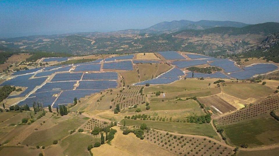 jinko solar, elektrownia fotowoltaiczna