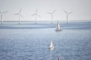 Morska energetyka wiatrowa fot. Pixabay