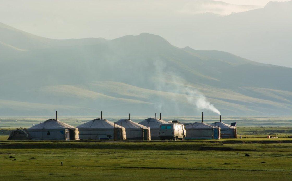 Mongolie-vallée Orkhon