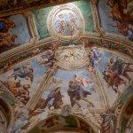 Cathédrale de Syracuse, plafond peint