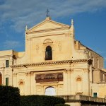 Noto Basilique Santissimo Salvatore