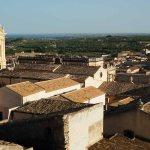 Sicile, toits de Noto