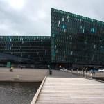 Islande Reykjavik Harpa