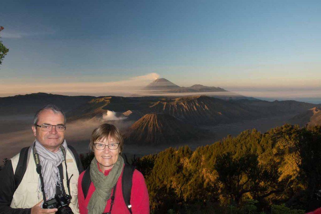 Indonésie-Java-Mont Bromo-nous
