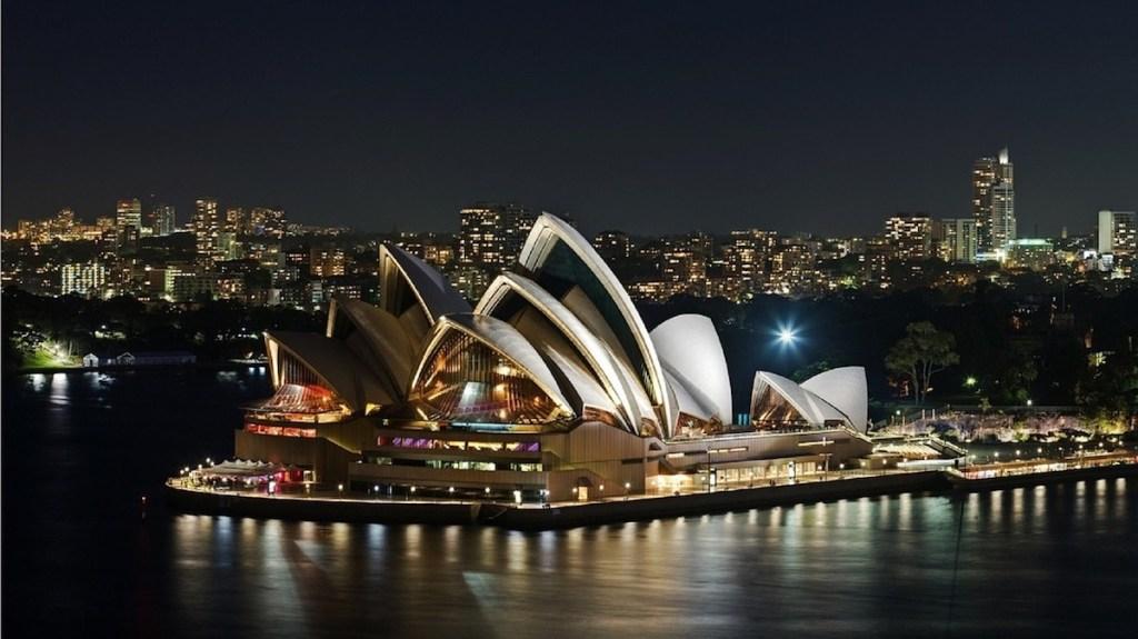 Océanie-australie-sydney-opera