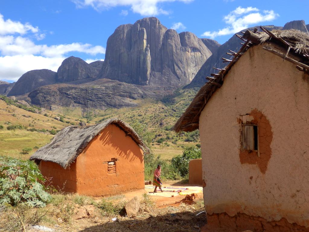 Madagascar - Vallée de Tsaranoro, paysage