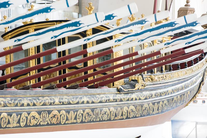 Lisbonne - Belem, musée de la marine