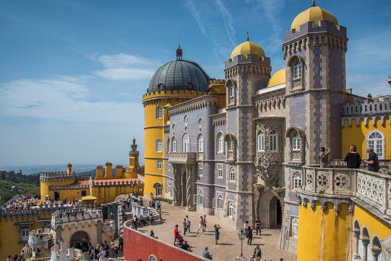 Lisbonne- Sintra