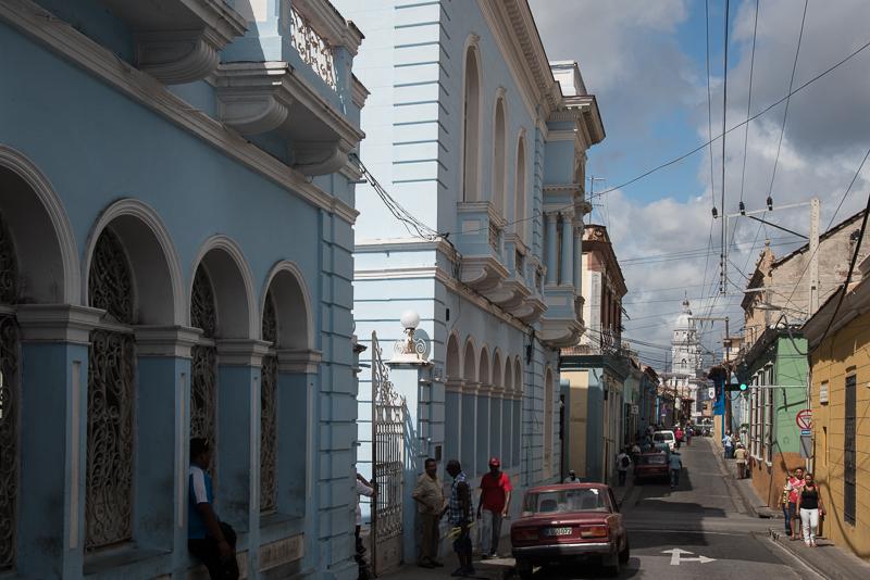 Cuba Santiago, centre historique