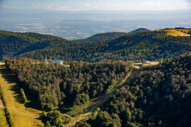 Panorama du Ballon d'Alsace