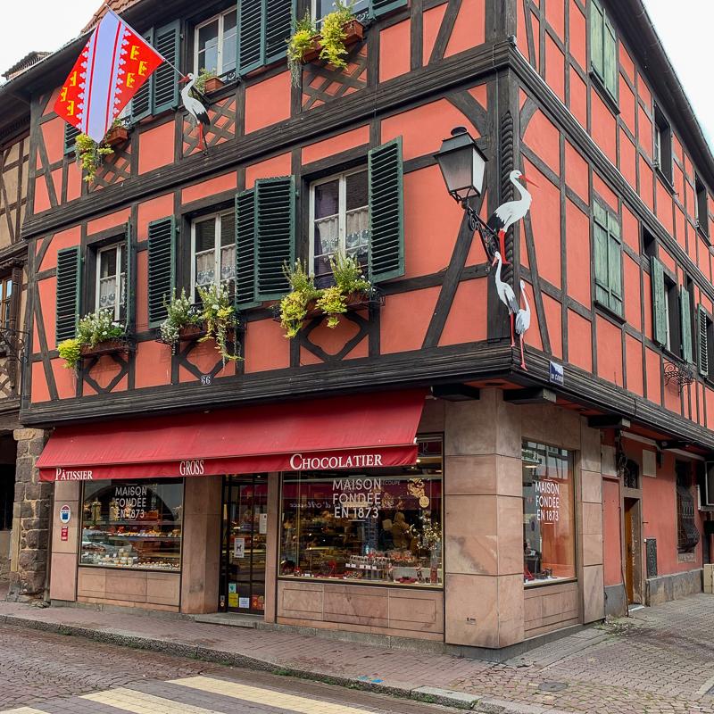 Alsace - Obernai