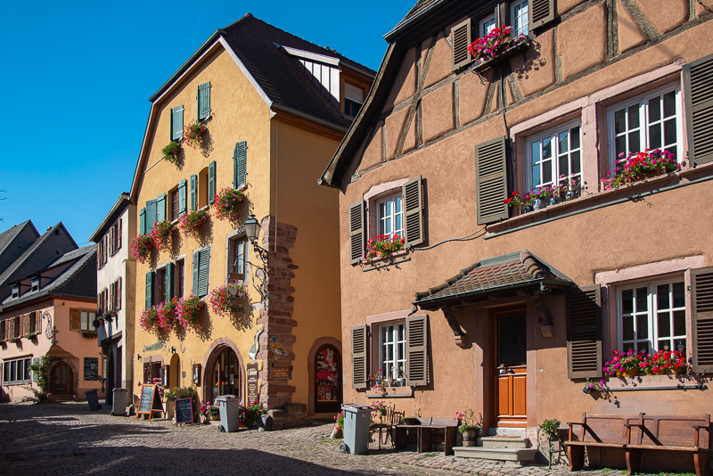 Villages d'Alsace - Gueberschwihr