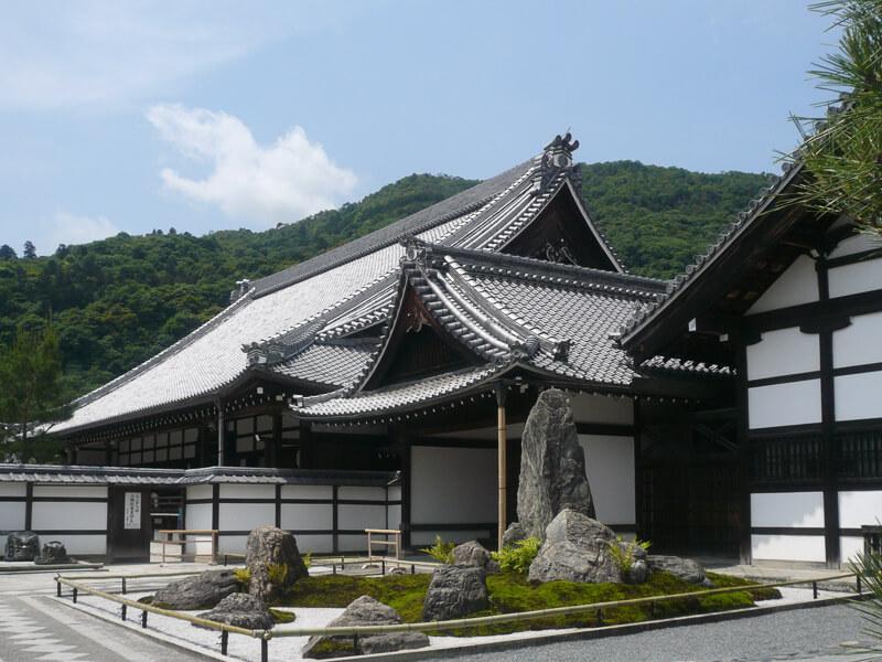 Japon, Kyoto - Temple zen Tenryuji