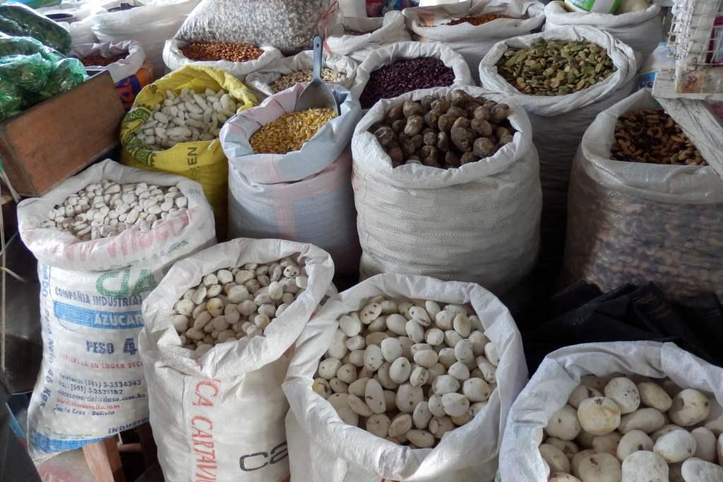 Pérou, Amazonie - marché de Puerto Maldonado