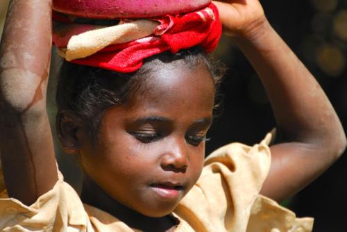 Madagascar - un jour, un village à Tsaranoro