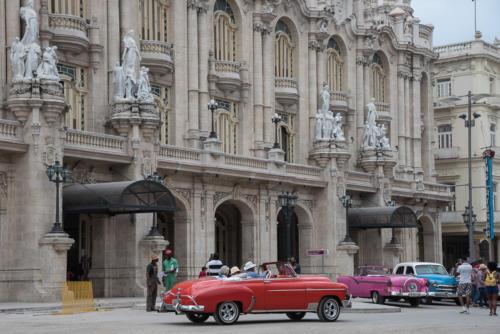 Cuba-La Havanne