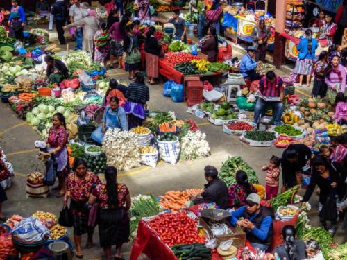 Guatemala : Chichicastenango