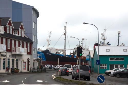 Islande, Reykjavik