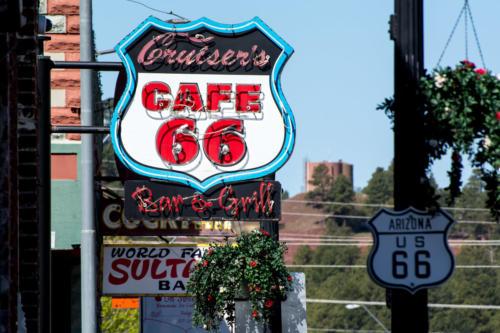 Ouest américain - Route 66