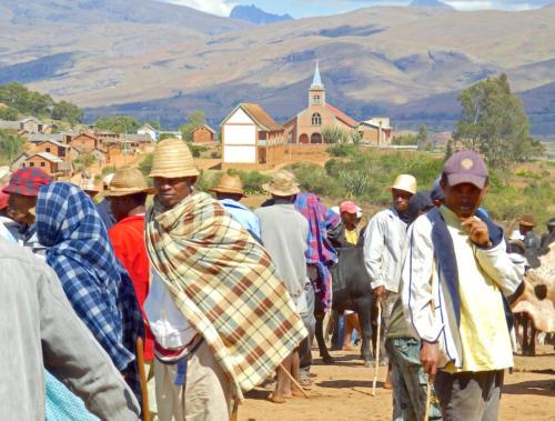 Madagascar - Fianarantsoa et pays Betsileo
