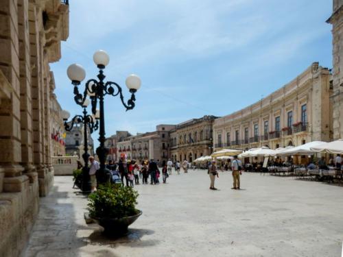 Sicile, Syracuse