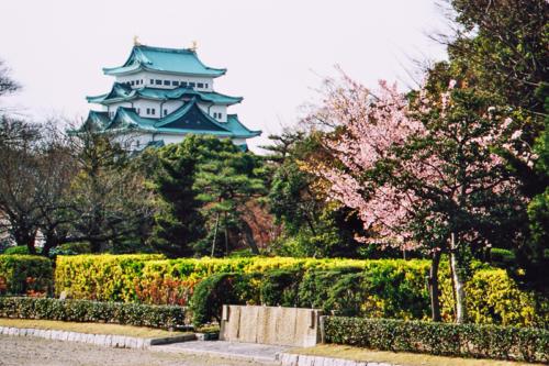 Japon-Nagoya et Fujiyama