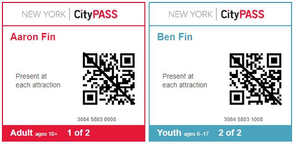 New-York CityPASS