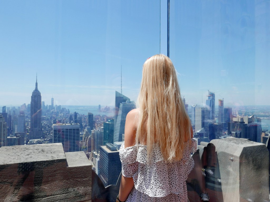 itinéraire New-York