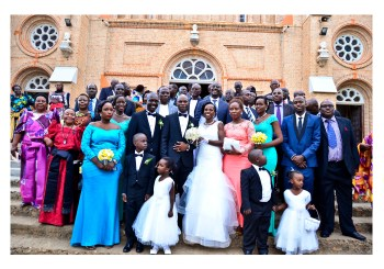 We were there: Joseph weds Angella – 10/10/15
