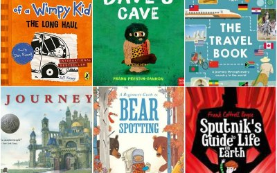 10 Books for Kids that Love to Travel