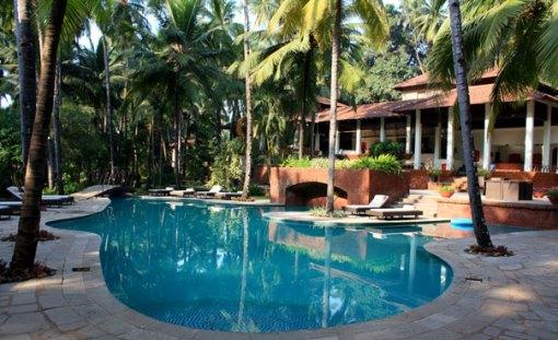 Coconut Creek Hotel, South Goa, India