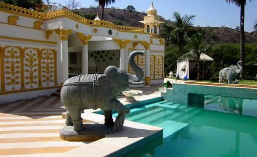 Udai Bilas Palace, nr Udaipur