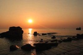 Sonnenuntergang auf Phu Quoc