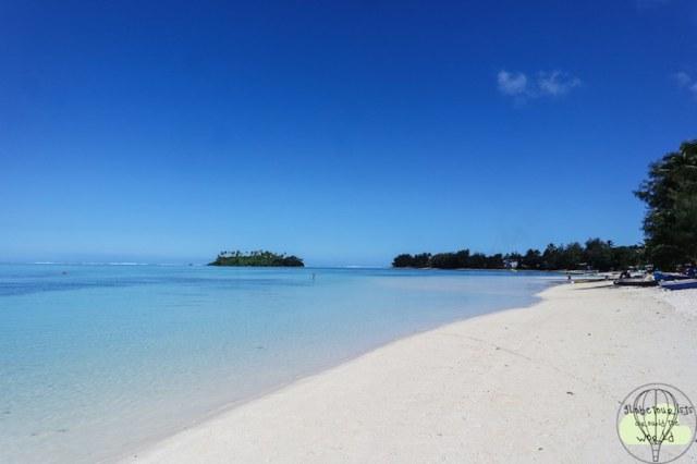 Beach-Rarotonga