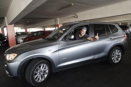 Der BMW