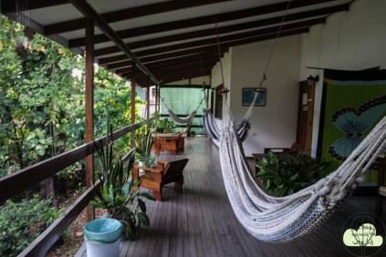 Hostel in Montezuma