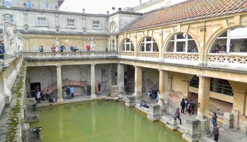 Bath: una città unica!