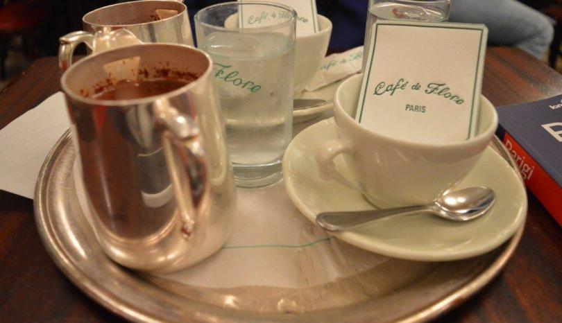 Cafè de Flore: cioccolata al gusto di storia e cultura