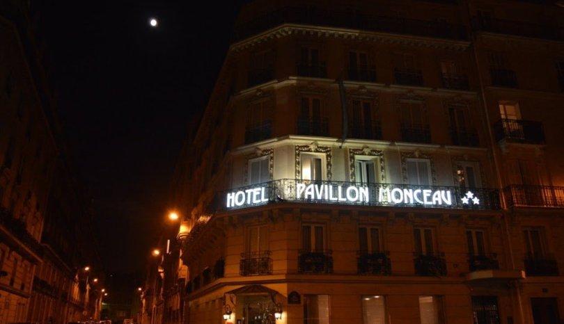 Pavillon Monceau Hotel Paris