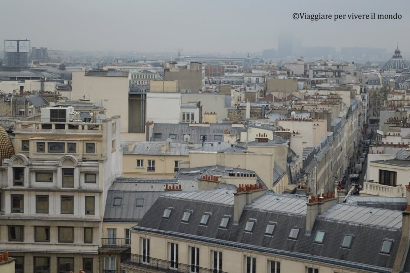 tetti Parigi