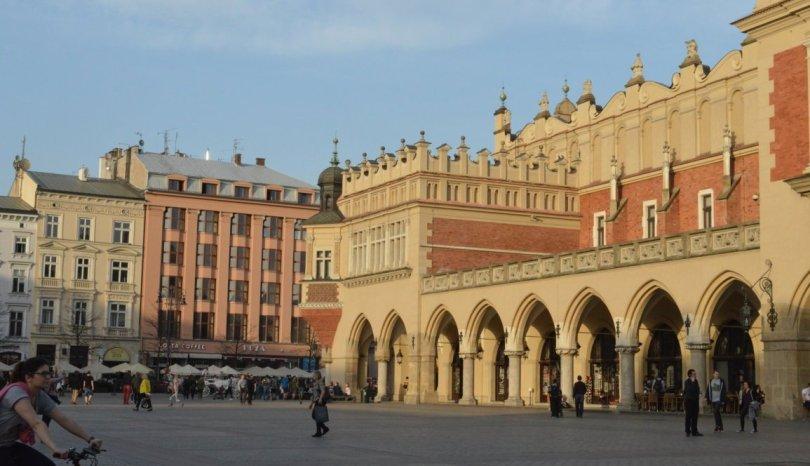 Cracovia: in giro per il centro storico