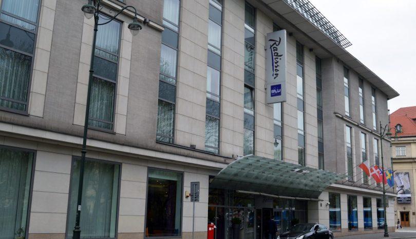 Radisson Blu Hotel Cracovia