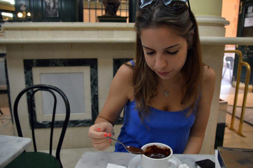 chocolateria San Ginés